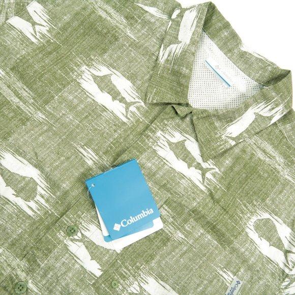 Columbia PFG Trollers Best Short Sleeve Shirt
